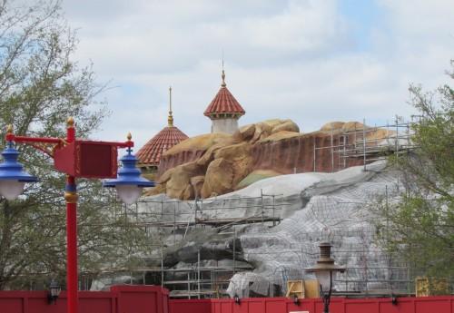 New Fantasyland Expansion - Magic Kingdom