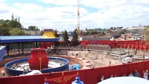 Magic Kingdom - New Fantasyland Expansion
