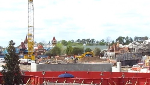 New Fantasyland Expansion - Magic Kingdom