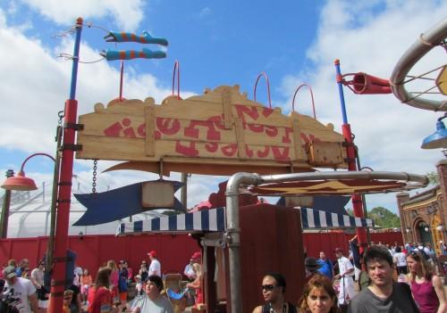 Storybook Circus - New Fantasyland at Walt Disney World's Magic Kingdom