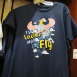 Pretty fly for a t-shirt