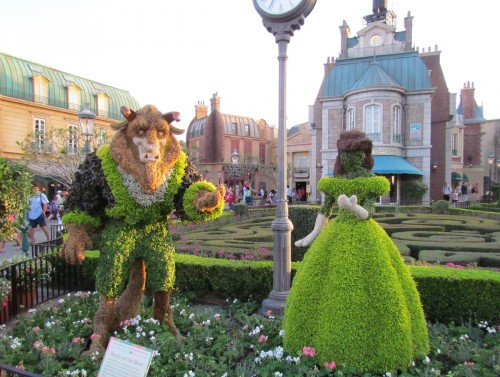 2012 EPCOT Flower and Garden Festival
