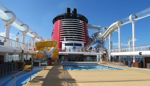 Disney Fantasy - Aqua Duck Watercoaster