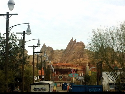 Welcome to Radiator Springs!