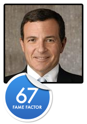 Bob Iger - President and CEO