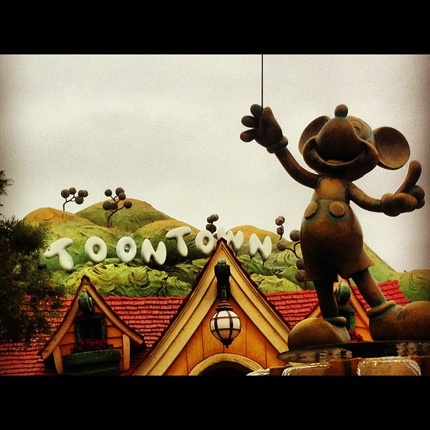toon-town-disneyland