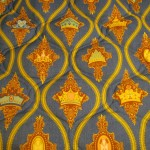 Details on the bedspread
