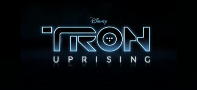 Tron: Uprising Logo