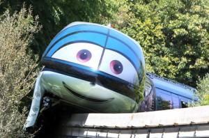 monorail-cars