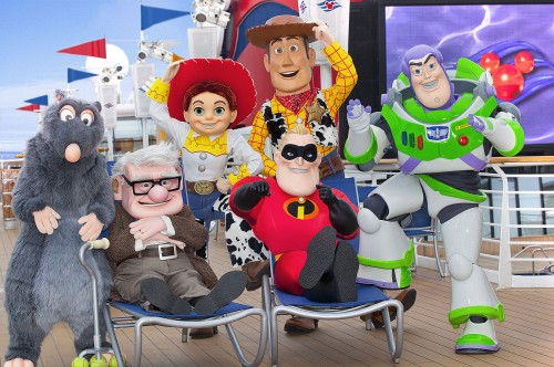 Pixar Disney Cruise