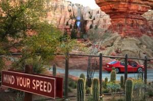Yes, that's a ride. Photo credit: Paul Hiffmeyer/Disneyland Resort
