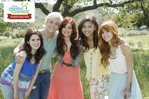 Disney's Friends for Change