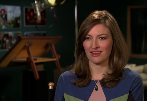 Kelly Macdonald - Voice of Merida