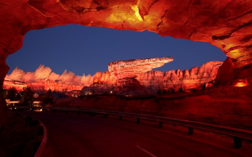 RADIATOR SPRINGS MAP ( DISNEY PIXAR CARS ) | FLICKR - PHOTO SHARING!
