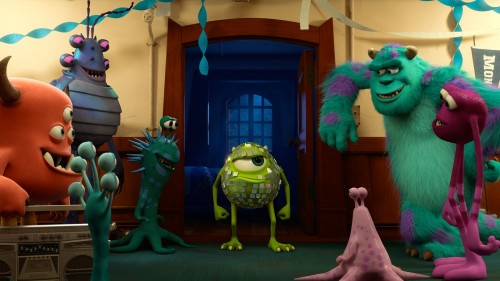 Monsters University Concept Art The Disney Blog