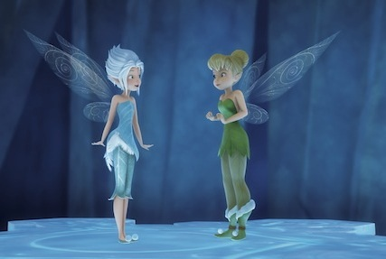 Tinker Bell has a Sist...