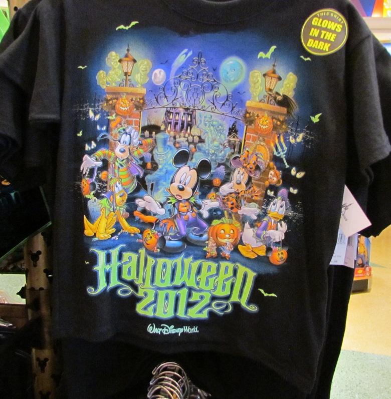 Walt Disney World Halloween T Shirts.2012 Disney World Halloween Merchandise Now Available The Disney Blog