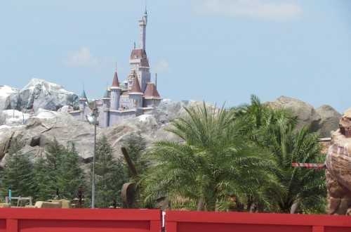 Magic Kingdom Fantasyland Update - Ariel Queue