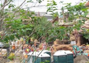 Magic Kingdom New Fantasyland Update - Ariel Activity