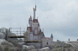 Magic Kingdom New Fantasyland Update - Beast's Castle
