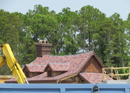 Magic Kingdom Fantasyland Update - Gaston's Village