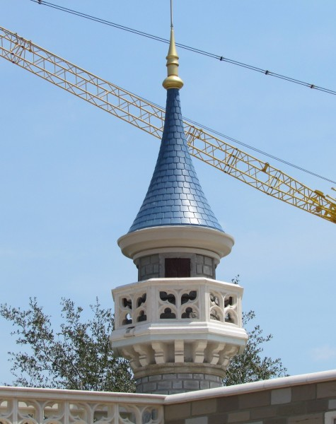 Magic Kingdom New Fantasyland Update