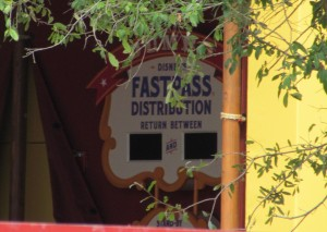 Magic Kingdom Storybook Circus Update - Yellow Tent FastPass