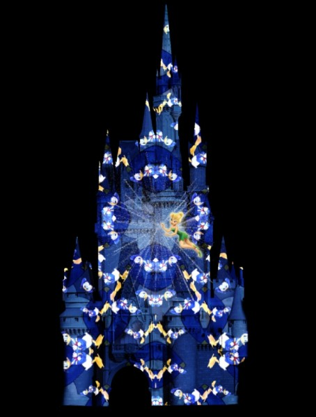 Celebrate The Magic - Castle
