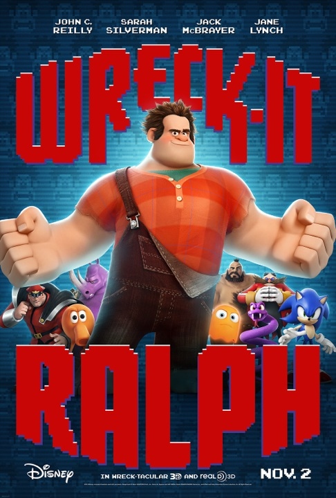 Wreck-It Ralph will hit theaters on November 2nd. Are you planning to ...
