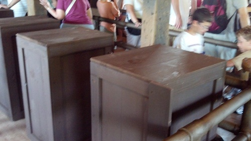 Big Thunder Mountain Queue