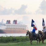Disney Magic at Galveston Ghostriders