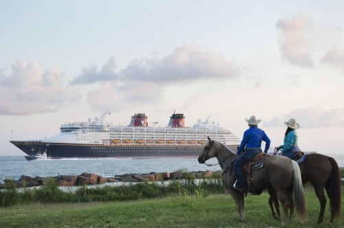 Disney Magic at Galveston