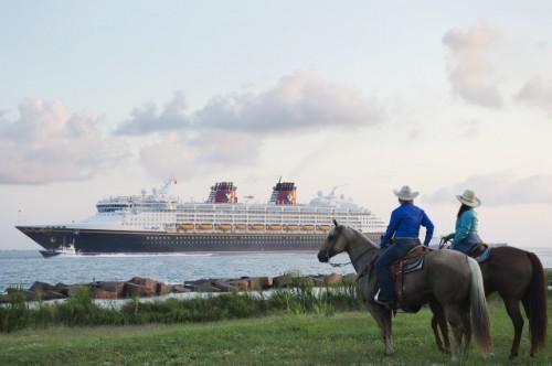 Disney Magic at Galveston