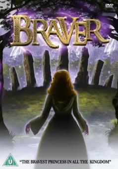 Copycat DVD Cover - Braver