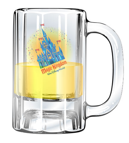 Magic Kingdom Beer