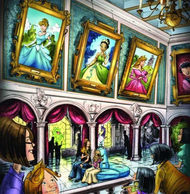 Princes Fairytale Hall