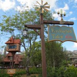 Sign for Enchanted Tales with Belle