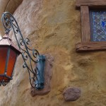 Belle's Village Lamp
