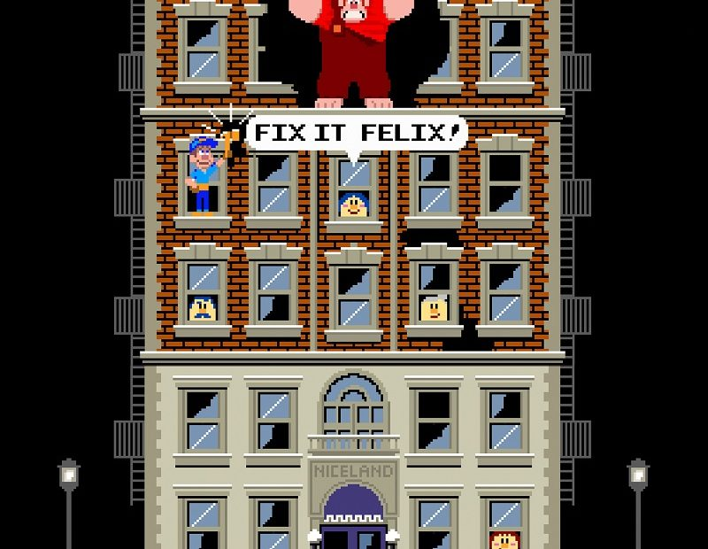 Wreck-it Ralph - Fix It Felix, Jr