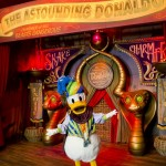 The astounding Donaldo - Meet and Greet