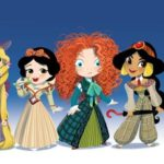 Disney Princess Dr Who Mashup