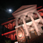Disneyland Haunted Mansion Replica