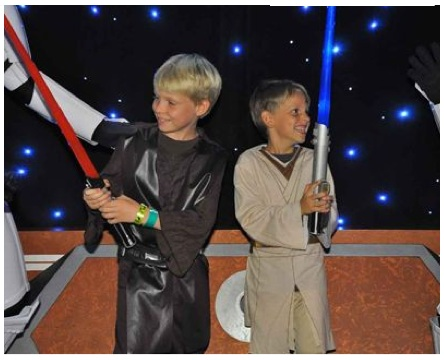 Star Wars at Disneyland Halloween