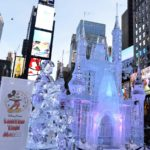 Ice Castle in Times Square Announces Limited Time Magic