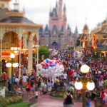 Disney Memories - Magic Kingdom at Twilight