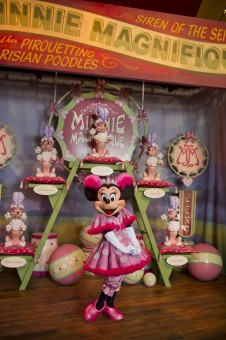 Minnie Mouse Meet and Greet