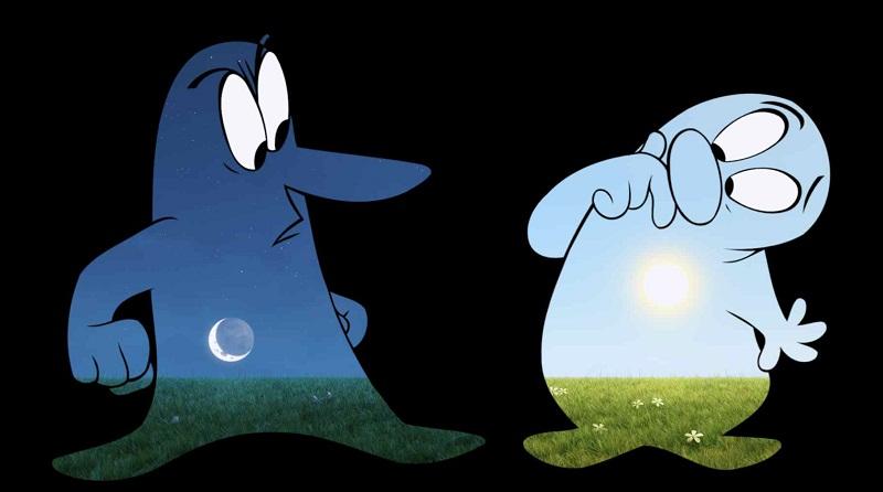 Pixar short Night and Day