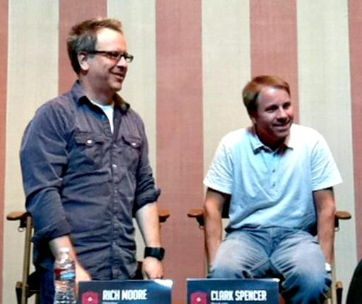 Wreck-It Ralph Director and Producer