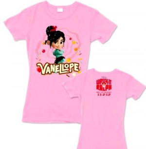 vanellope-shirt