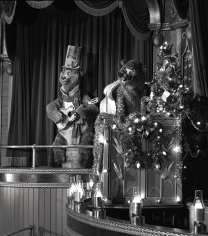 The much missed Country Bears Christmas Show